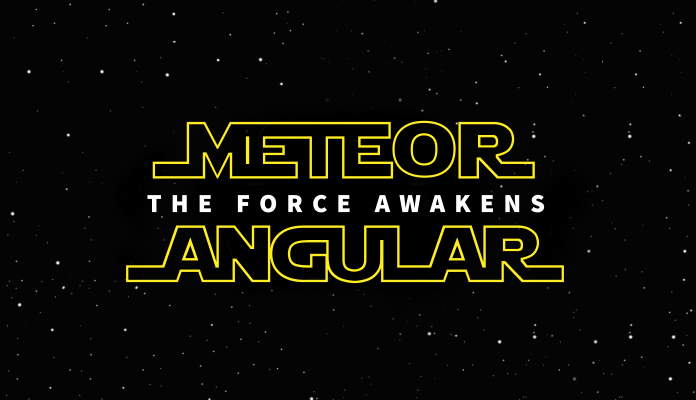 The Force Awakens: A Star Cluster of Meteor & Angular