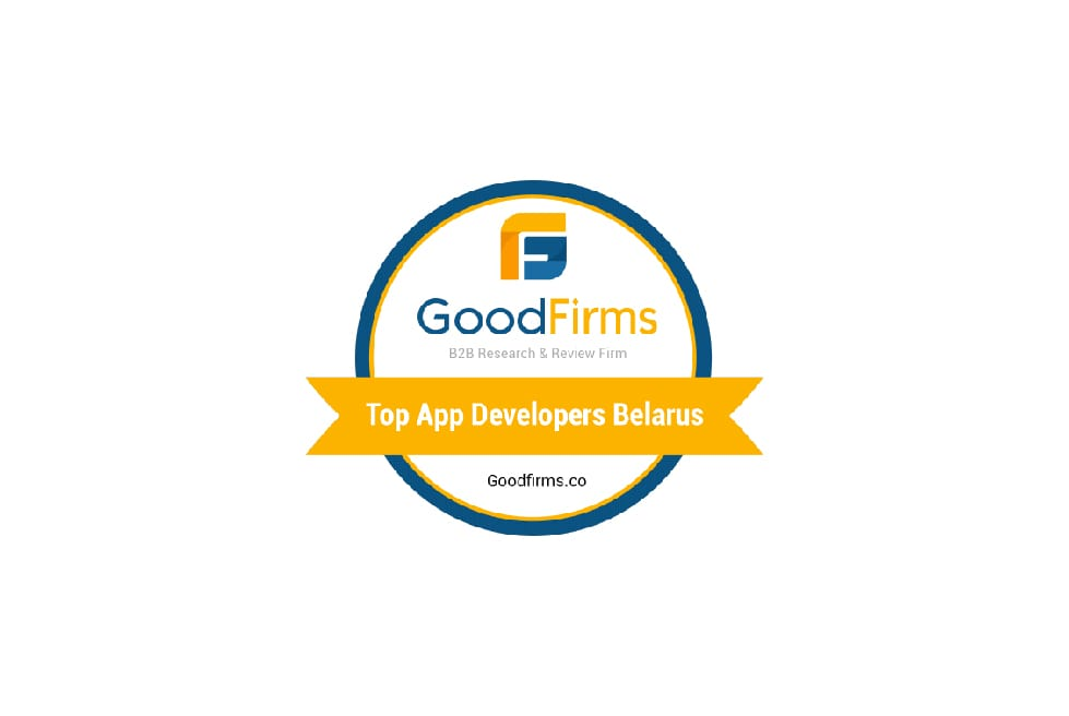 *instinctools Recognized as a Top Development Company in GoodFirms Research