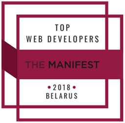 Top web developers Belarus 2018