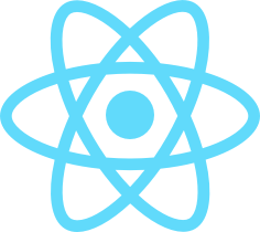 React Development Logo