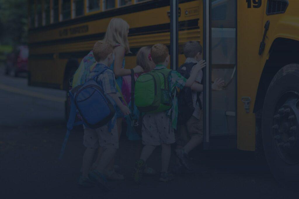 Multi-module application for school preview